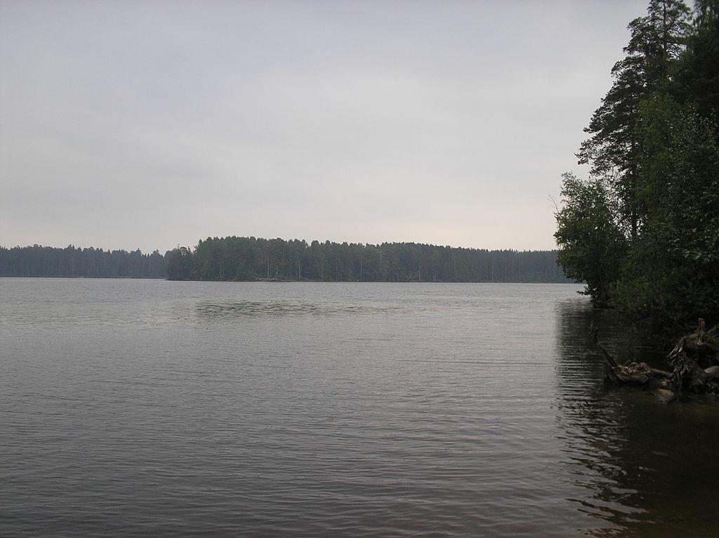 Щучье озеро. Автор фото: GBTA (Wikimedia Commons)
