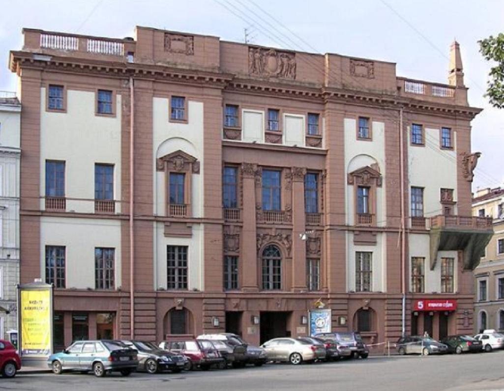 Дом Радио. Автор фото: miraru1 http (wikimapia.org)