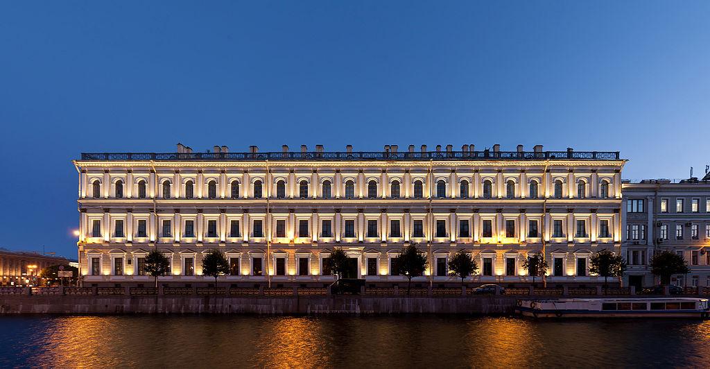 Министерство государственных имуществ. Автор фото: DmitriyGuryanov (Wikimedia Commons)
