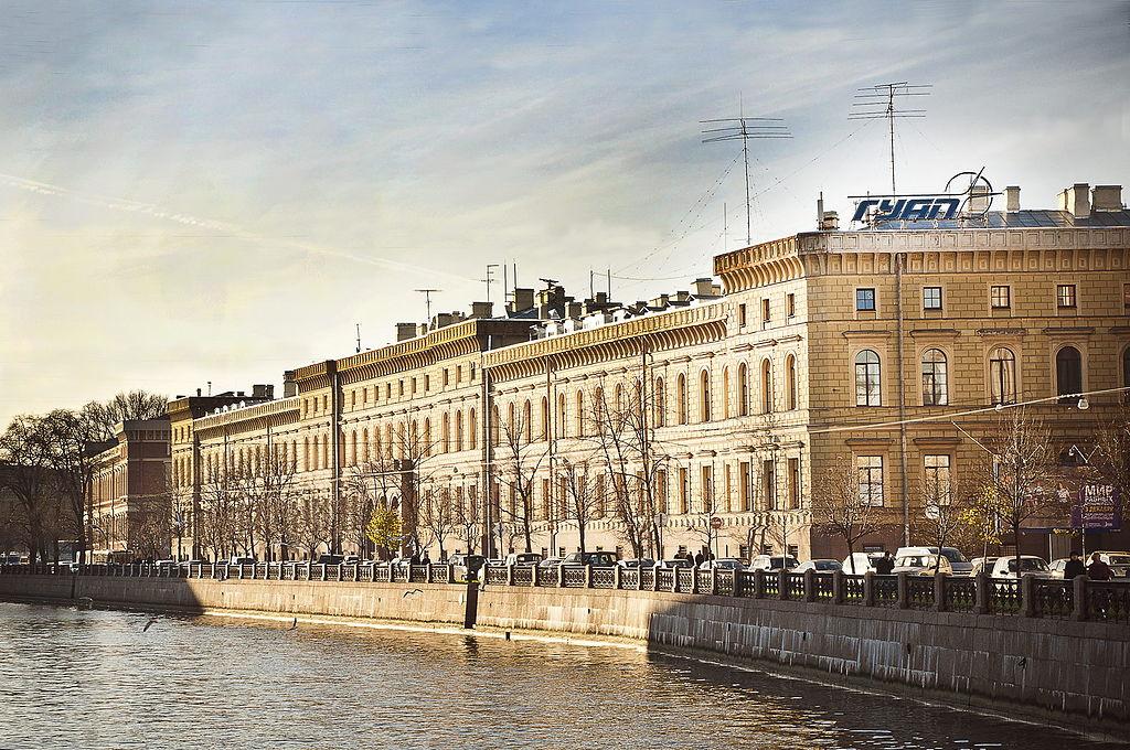 Санкт-Петербургский государственный университет аэрокосмического приборостроения. Фото: Alice D