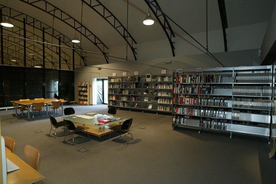 Читальный зал Aperto Манеж