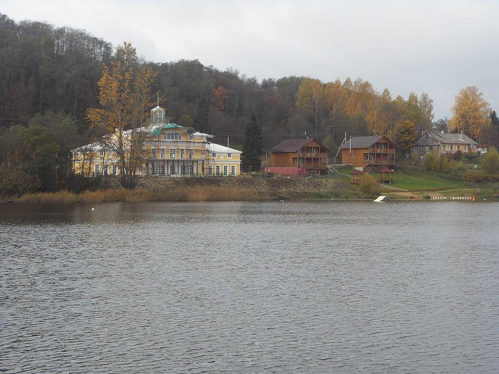 Озеро Хепоярви. Автор фото: tjrn (Wikimedia Commons)