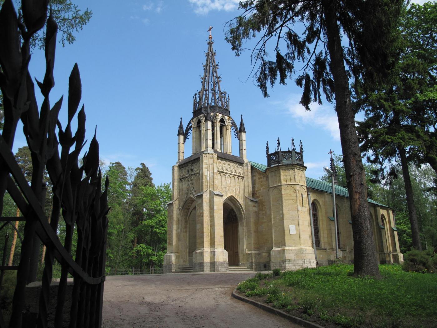 Церковь Святых апостолов Петра и Павла. Фото: shuvalovopark.ru