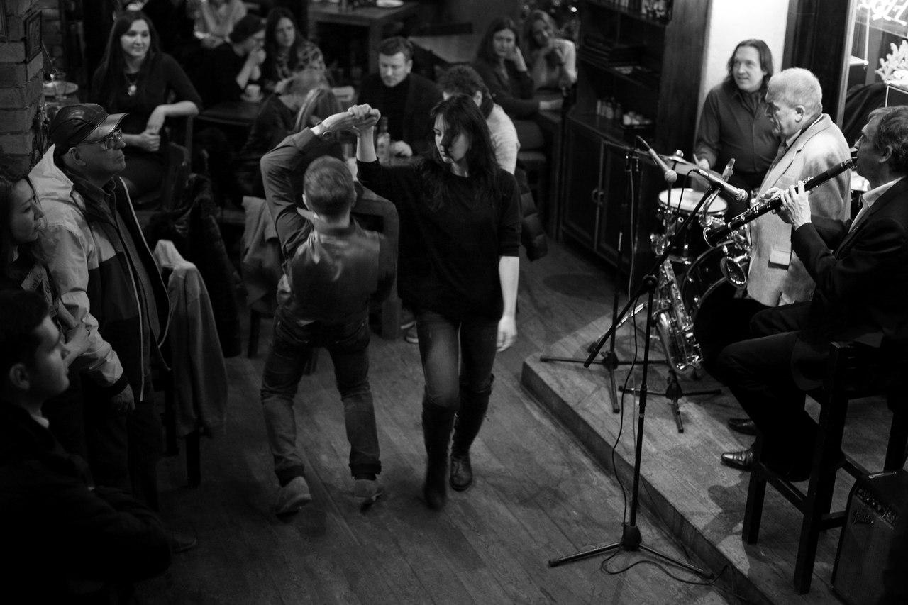 "Джаз-бар ""Дом 7"". Фото: Шерстнёв Андрей"