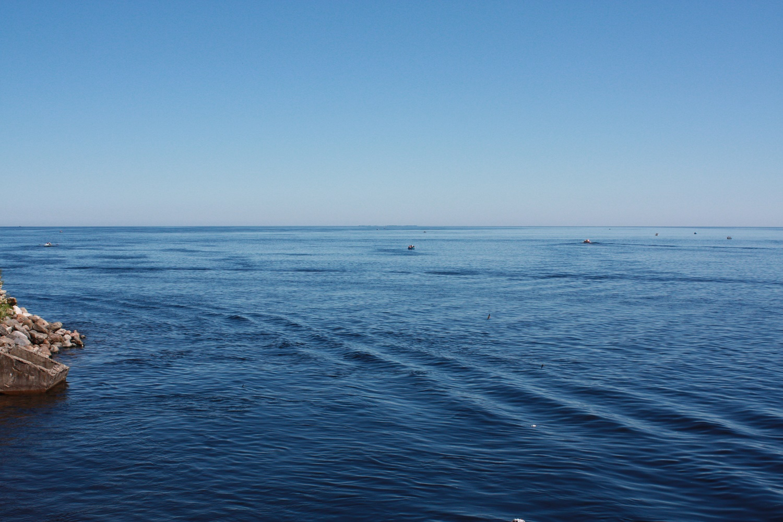 Ладожское озеро. Автор фото: Осенняя мгла (Wikimedia Commons)