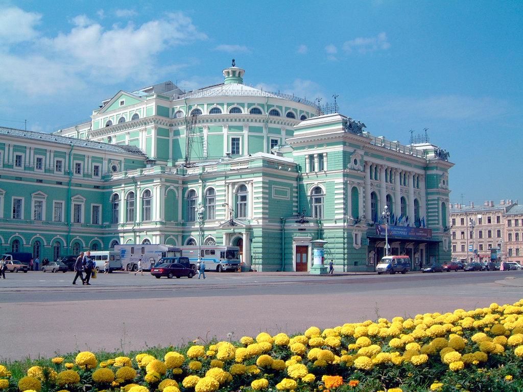 1. Мариинский театр. Фото: culture.ru