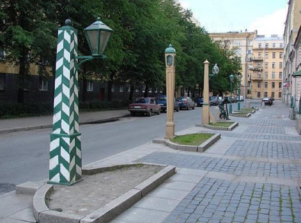 Музей фонарей в Петербурге
