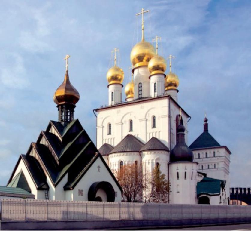 Феодоровский собор в память 300-летия царствования Дома Романовых в Санкт-Петербурге. Фото: Daniilkotov (Wikimedia Commons)