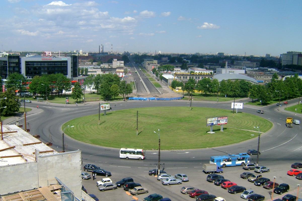 Площадь Бехтерева