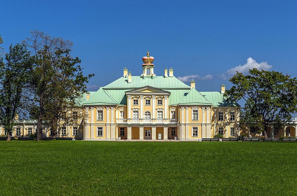 Большой (Меншиковский) дворец. Фото: Alex 'Florstein' Fedorov