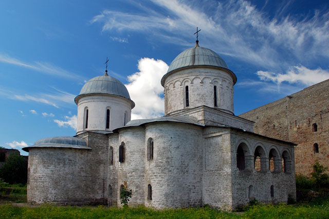 Успенский собор. Фото: Simm