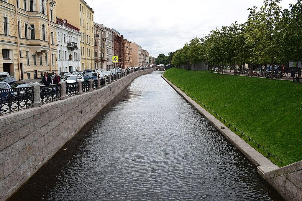 Адмиралтейский канал. Фото: Илья Шевченко