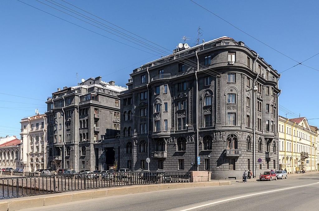 Доходный дом Р. Г. Веге. Фото: Alex 'Florstein' Fedorov
