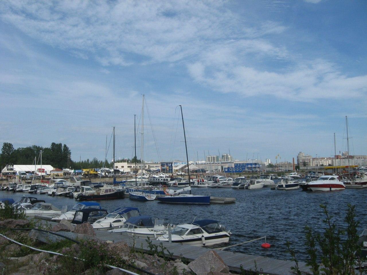 "Яхтенный порт ""Геркулес"". Фото: Юлия Тихонова"