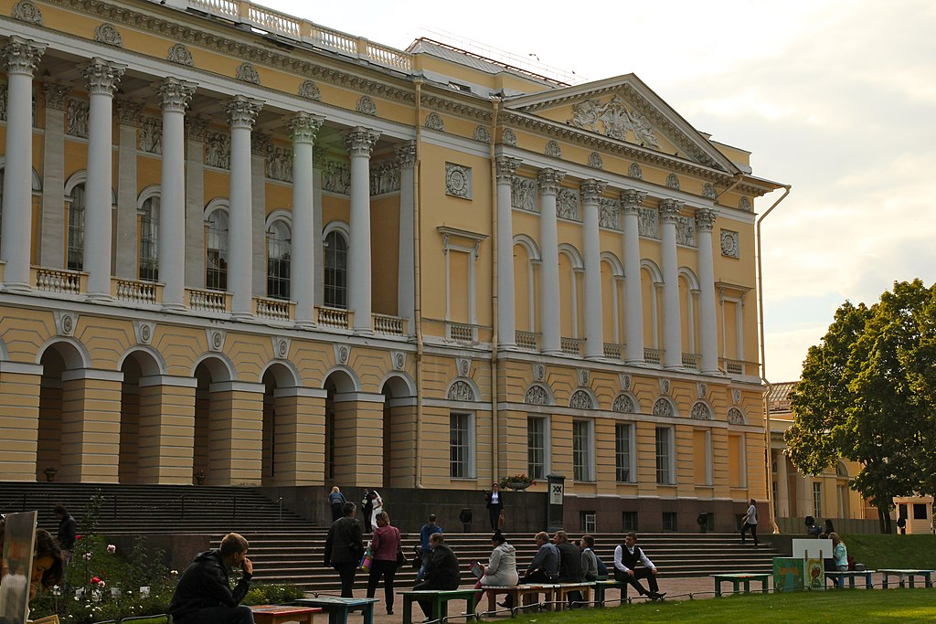 2. Михайловский дворец. Фото: Ludushka