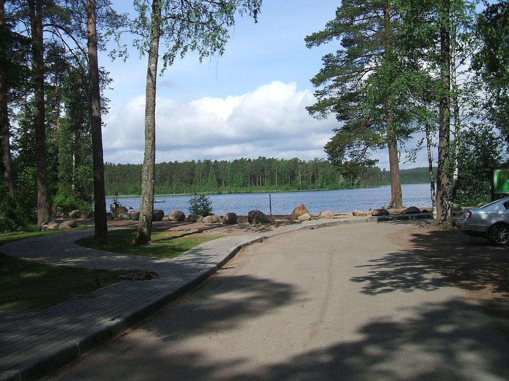 Щучье озеро. Фото: Пётр Иванов