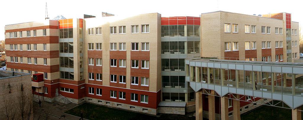 Санкт-Петербургский политехнический университет Петра Великого. Фото: A.I.