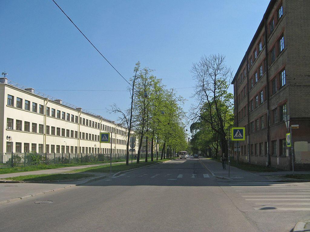 Улица харченко. Фото: Екатерина Борисова