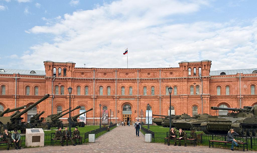 Музей артиллерии, инженерных войск и войск связи. Фото: George Shuklin