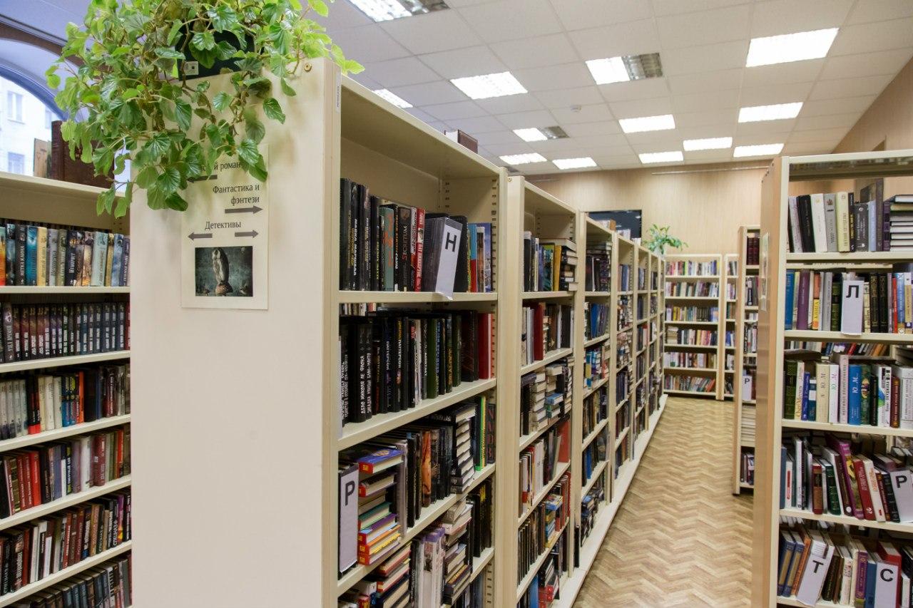"""21. Библиотека """"Измайловская"""". Фото: lermontovka-spb.ru/izmajlovskaya/"""