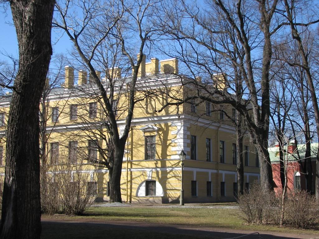 Главное казначейство. Автор: Ludushka, Wikimedia Commons