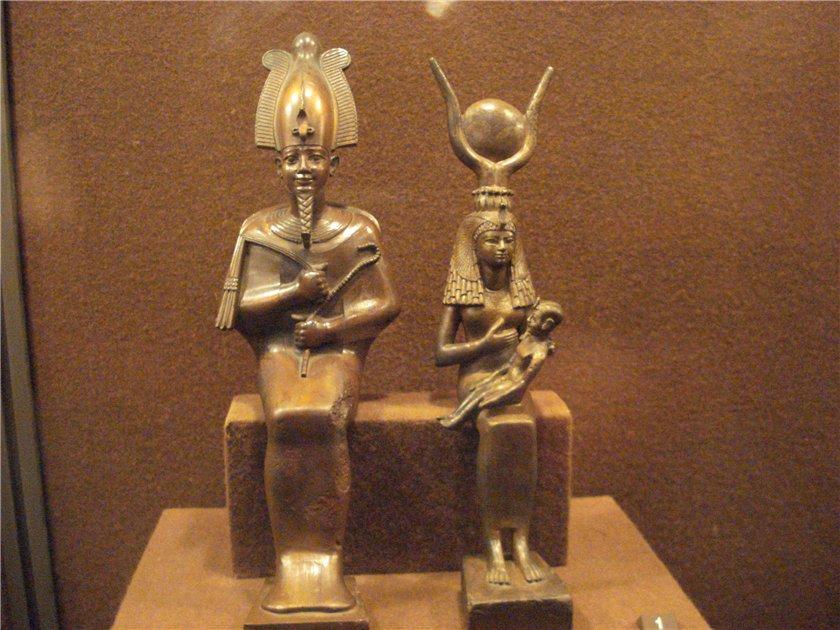 Боги Древнего Египта. Осирис и Исида, источник фото: http://www.liveinternet.ru/users/mymarinka/post264776140