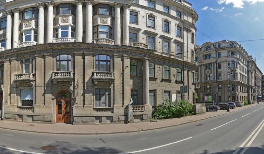 Музейный комплекс Института экспериментальной медицины. Фото: yandex.ua/maps