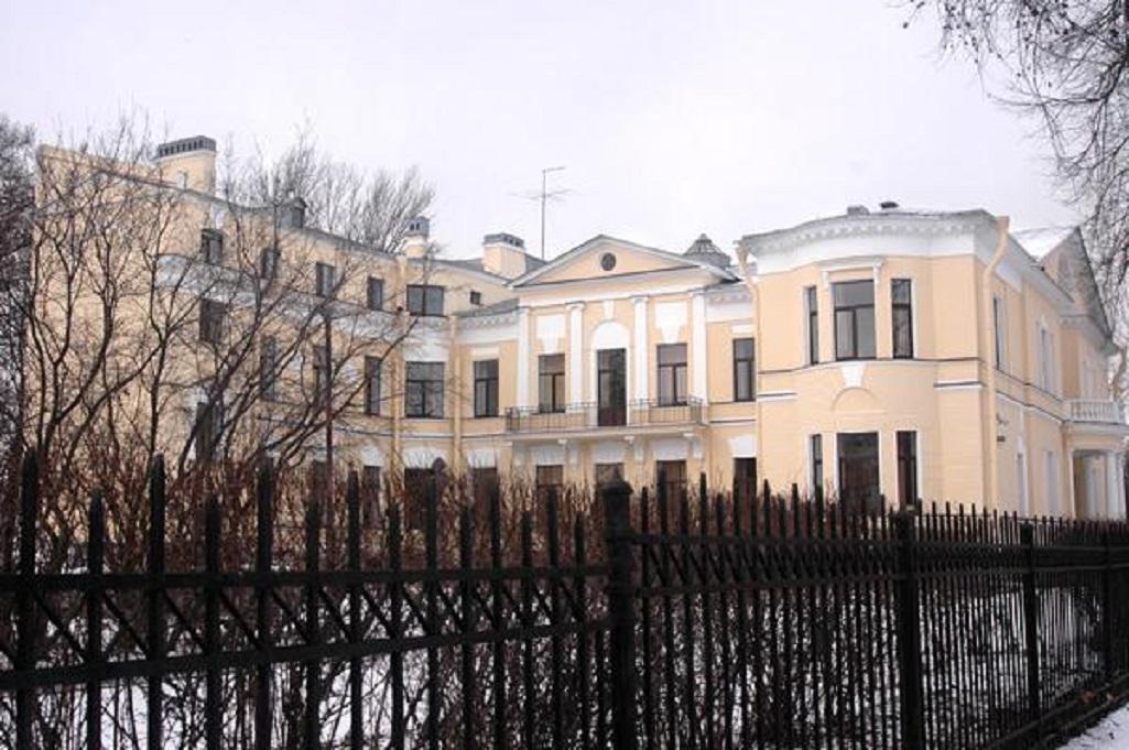 Особняк М. А. Новинской и В. А. Засецкой. Фото: citywalls.ru