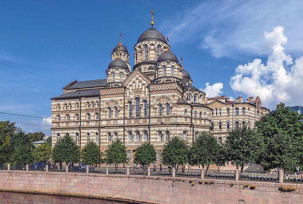 Свято-Иоанновский женский монастырь. Фото: Florstein (WikiPhotoSpace)