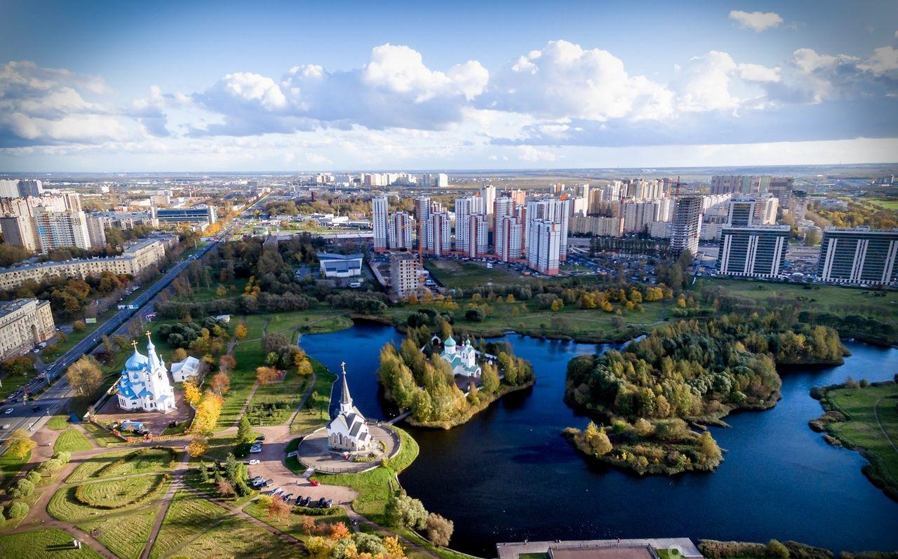 Недвижимость в Санкт-Петербурге. Фото: spb.cian.ru