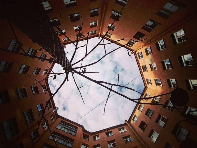 Восьмиугольный дом. Фото: Instagram / @korbanyulya