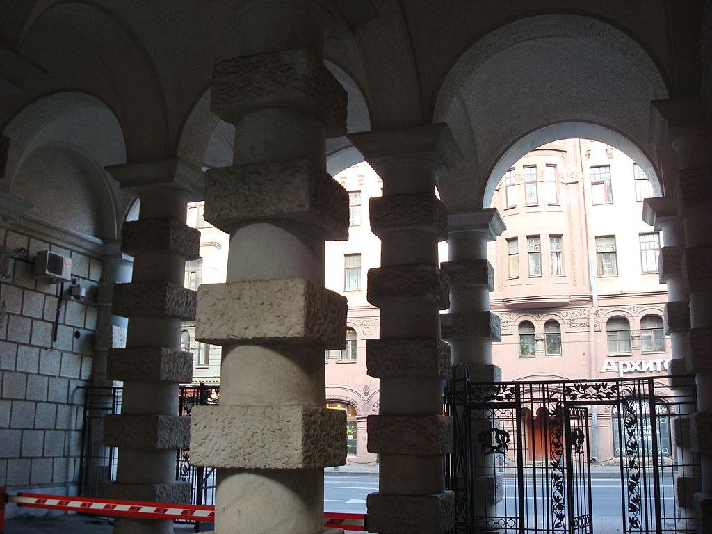 Дом Эмира бухарского. Фото: Aldanstream (Wikimedia Commons)