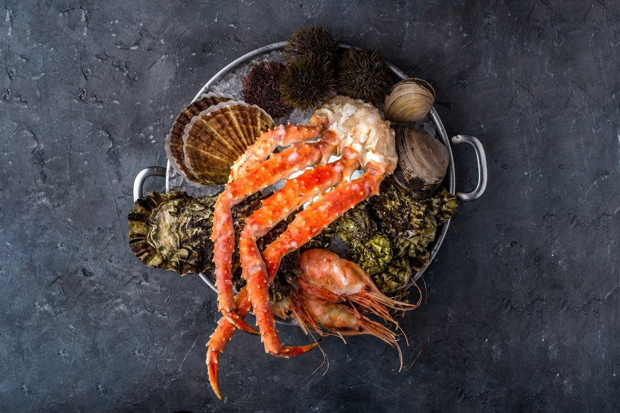 La Perla Seafood Bar