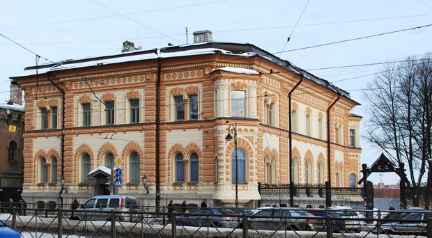 Особняк после реставрации. Фото: citywalls.ru