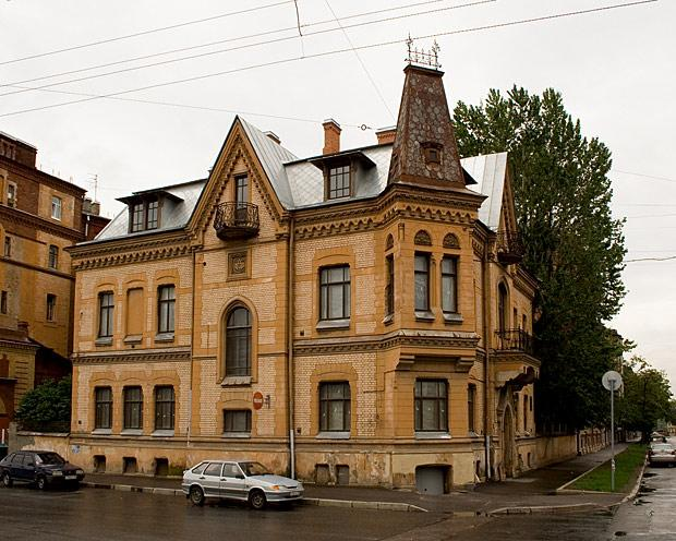 Особняк В. А. Шретера. Фото: citywalls.ru