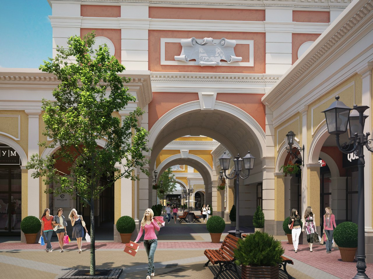 """Outlet Village Пулково"""