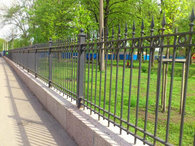 Овсянниковский сквер. Сад им. Н. Г. Чернышевского. Фото: citywalls.ru