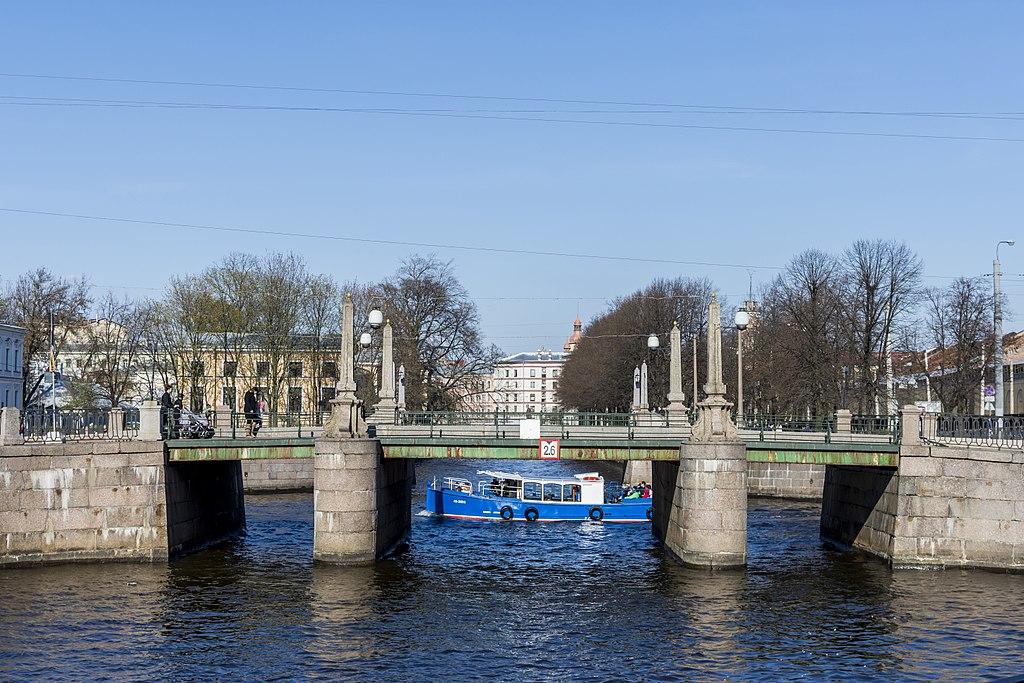 Пикалов мост. Фото: Florstein (WikiPhotoSpace)