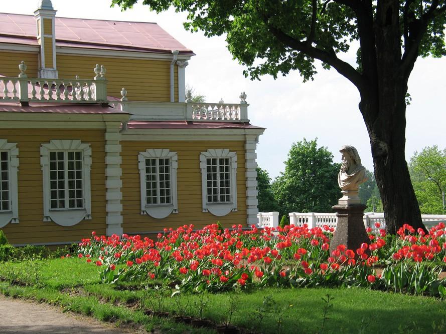 Дворец Петра I в Стрельне. Фото: peterhofmuseum.ru
