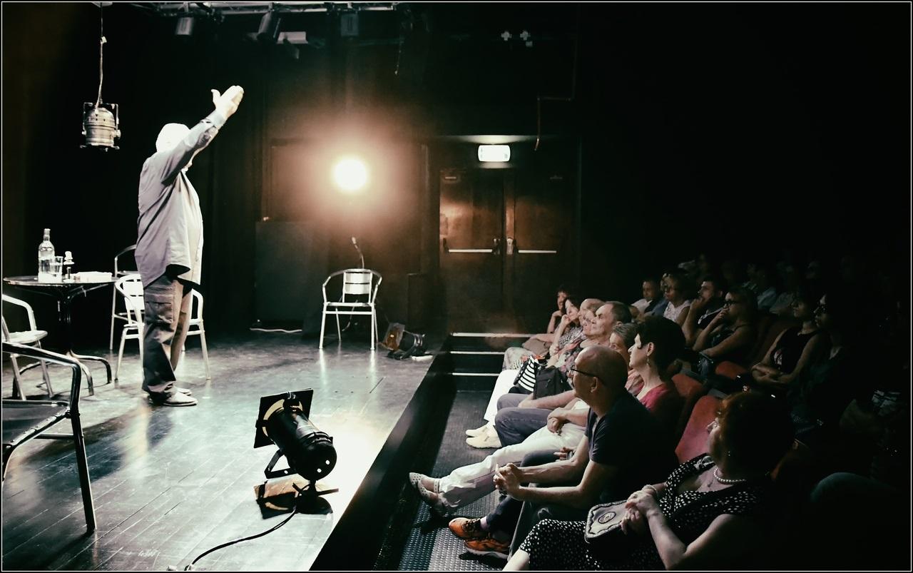 """Театр """"За Чёрной речкой"""""""