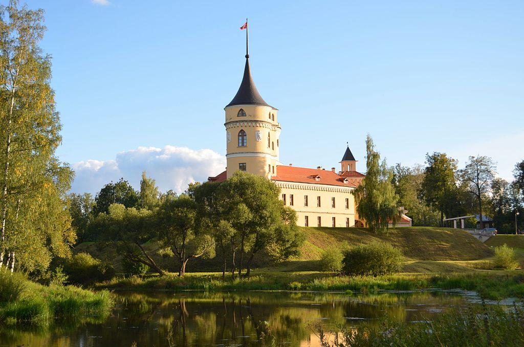 "Крепость ""Бип"" (""Мариенталь"") Бастион Императора Павла. Автор фото: Reklamade (Wikimedia Commons)"