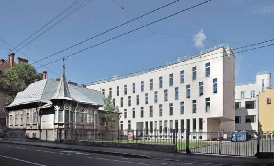 Здание Академии танца Бориса Эйфмана