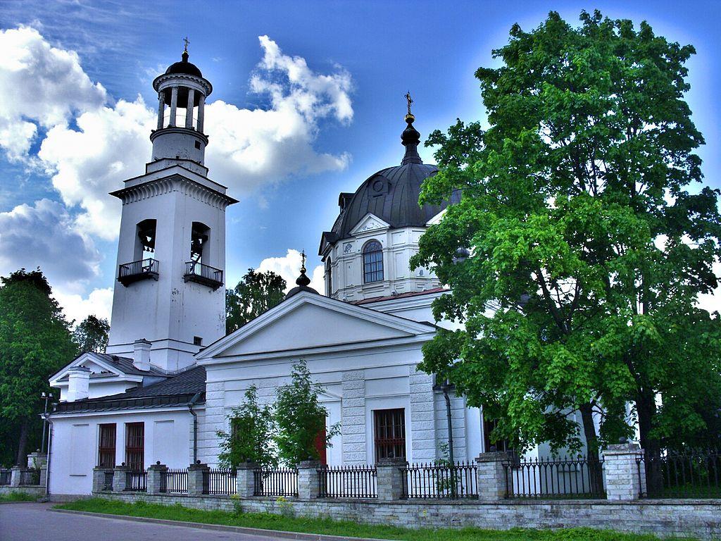 Церковь Св. Благоверного Князя Александра Невского. Фото: Башин Денис Анатольевич