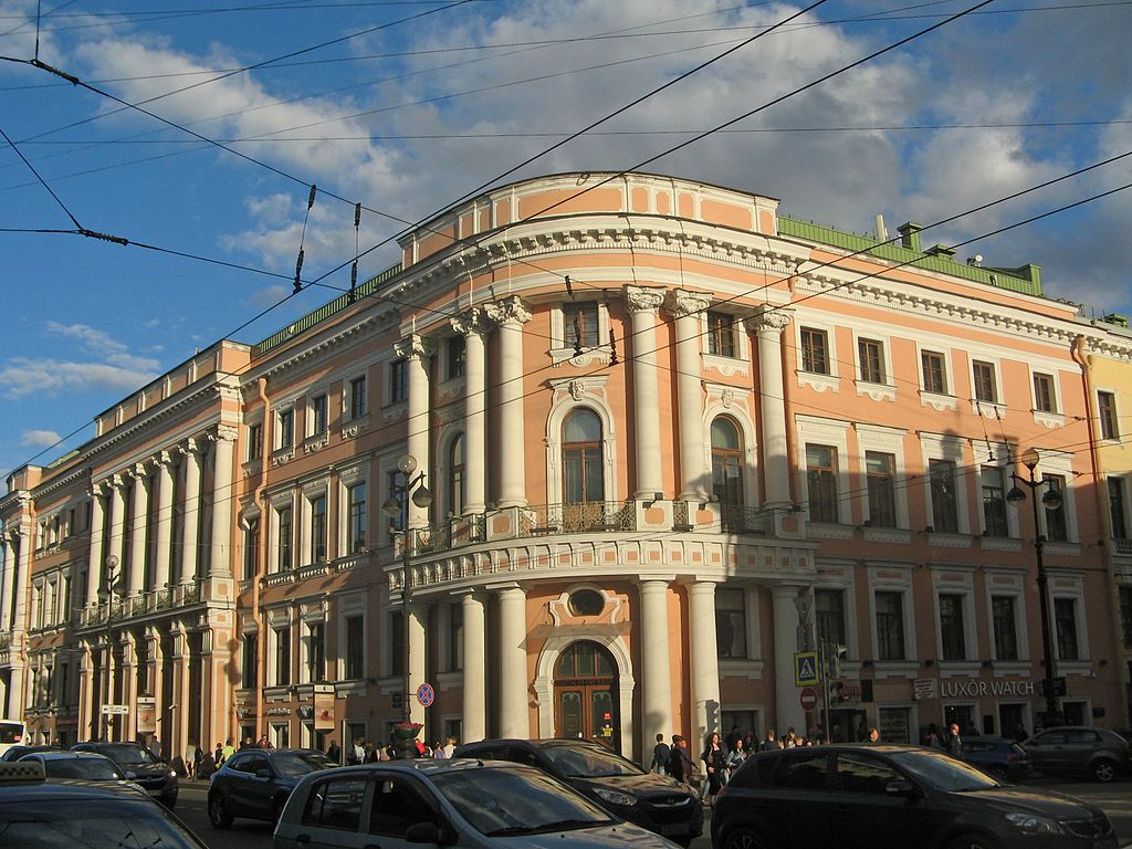 3. Дом Чичерина. Фото: Екатерина Борисова