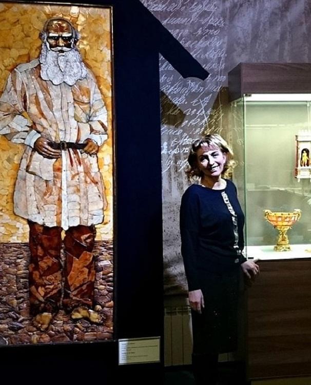 Музей янтаря Александра Крылова