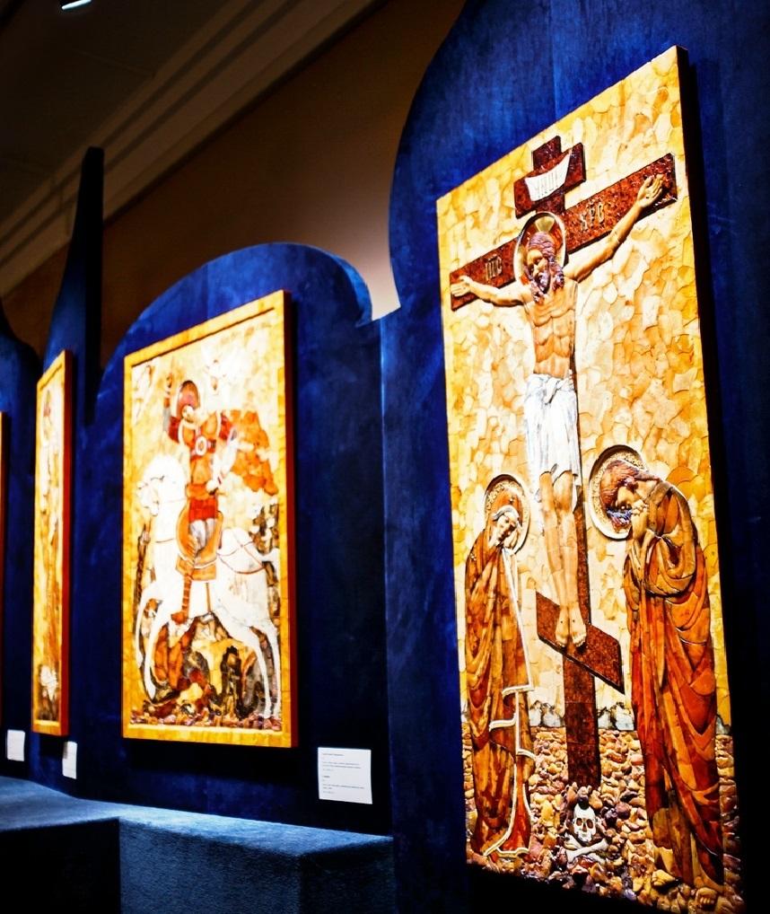 Музей янтаря Александра Крылова. Фото: vk.com/ambermuseum_a.krylov