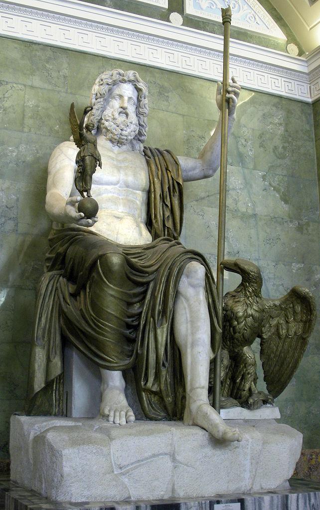 3. Статуя Юпитера. Фото: George Shuklin