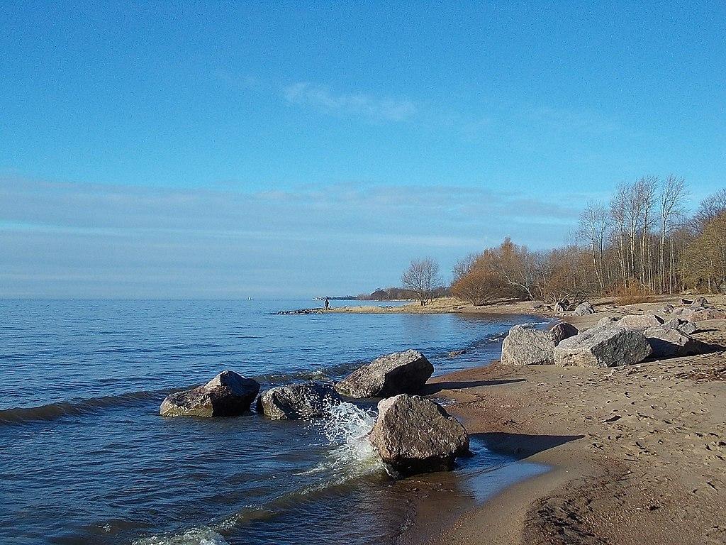 Остров Котлин. Фото: Uz1awa (Wikimedia Commons)