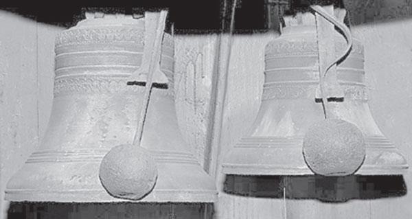 Колокол боя часов. 197 кг. Фото: history.wikireading.ru