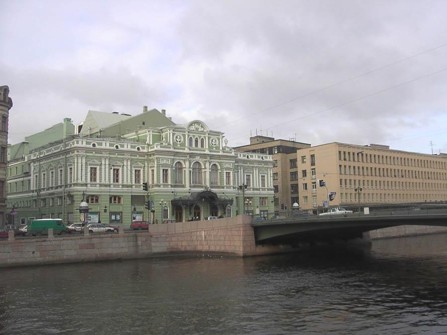 Большой драматический театр имени Г. А. Товстоногова. Фото: Florstein (WikiPhotoSpace)